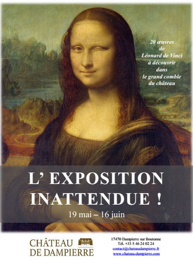 L'exposition inattendue